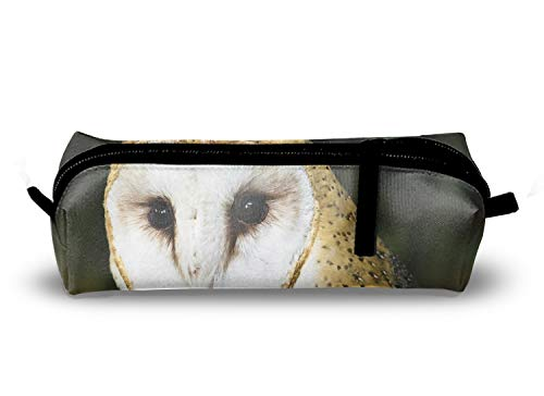 (Junior's Barn Owl Charm School Pencil Pouch Case for School Student)