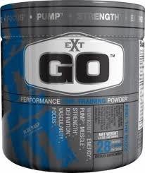 EXT Performance GO pré-formation poudre Bubble Gum Grape - 5.29 oz