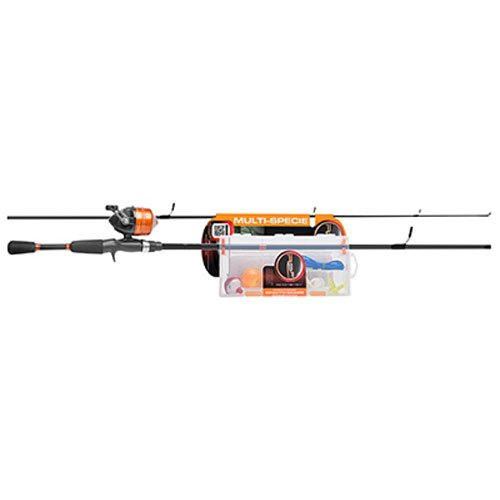 Ready 2 Fish All Species Spincast Combo with - Combo 2 Ready Fish