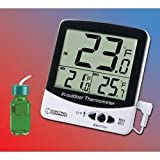 Digital Jumbo Display Thermometer with Bottle Probe