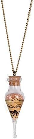 Harry Potter Felix Felicis Bottle Necklace
