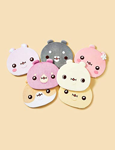 e10aaba2618f TWOTUCKGOM Collaboration with Monsta X Face Seat Cusion - DANYGOM - TTG  Bear Character Seat Cushion for Office Chair Car Memory Foam Sitting Desk  ...