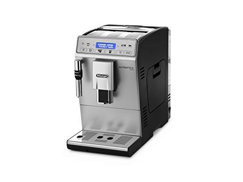 De'Longhi ETAM29.620.SB Autentica Plus Bean to Cup Coffee Machine, 1450 W