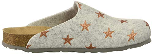 Chatel Bayton Women's copper Clog Star Ice qUFF5