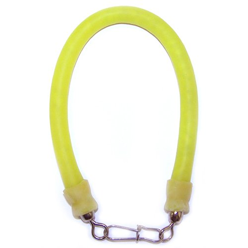 Luhr Jensen Dipsy Diver - Luhr Jensen (9700-012-0080) Dipsy Diver Snubber (12 Inch)  Chartreuse