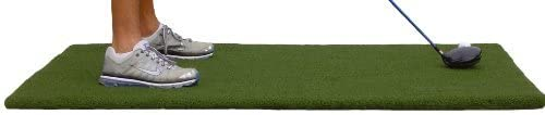 "All Turf Mats 48"" X 60"" XL Super Tee Golf Mat - Holds Any Size Wooden Tee"