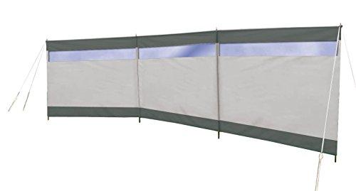 31Q2ytbnW2L Bo-Camp Windschutz Solid 500x140 Camping Sichtschutz XL Garten Strand Lang Groß