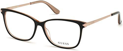 Eyeglasses Guess GU 2754 001 shiny black (Guess Eye Glass Frames)
