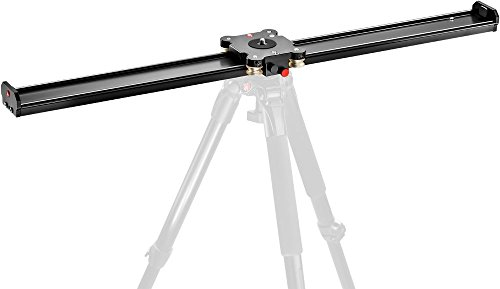 Manfrotto MVS100A Camera Slider 100cm (Black)
