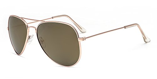 a422fe9f4ee95d Outray Classic Aviator Polarized Sunglasses Gold ...