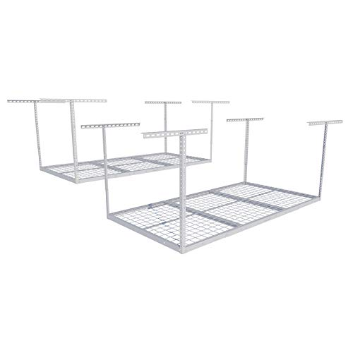 FLEXIMOUNTS 2 pcs 3x6 Overhead Garage Adjustable