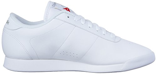 Blanc Reebok blanc Baskets Ivoire Intl Princesse Dames w1qt5fq