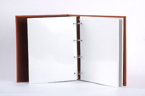 LuxusOlymp 's Leather Photo Album XL ARABIQUE - Handmade by LuxusOlymp (Image #3)