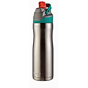 Contigo 2 Pack Stainless steel water bottle - 18 hours cold
