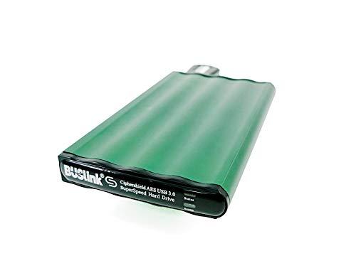 (BUSLINK DSE-1T-U3 1TB USB 3.0 AES Encrypted Slim Drive)