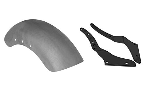 RSD Tracker Rear Fender Conversion Kit with Black Struts 0215-2011-BP (Conversion Fender Kit)