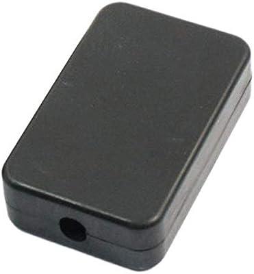5 piezas impermeable 55 x 35 x 15 mm plástico eléctrico diseño caja de empalme: Amazon.es: Instrumentos musicales