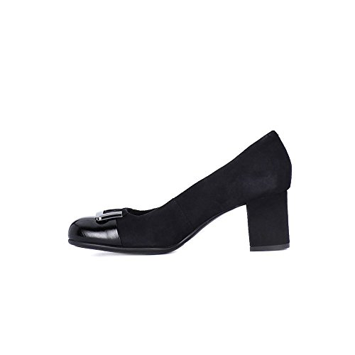 Frau Suede Shine Noir - 58h2 Noir Noir