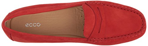 Ecco Donna Womens Devine Moc Penny Loafer Coral Blush