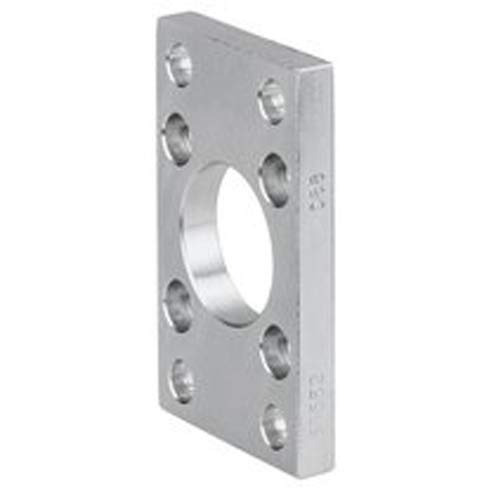 MF1/MF2 Flange Mount - For use with NFPA/ISO Series Air Cylinder, MF1 Flange Mount, MF2 Flange Mount, 63 mm Bore, MF1, MF2 Mount, Steel Material