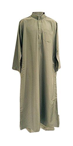 para Abrigo Gris hombre Dress Desert FREwvxng
