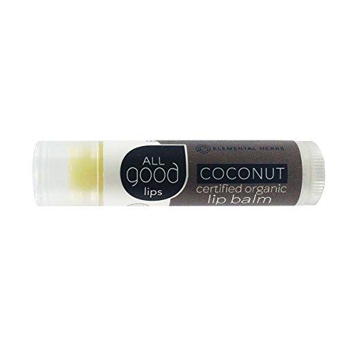 edf71c1f29b high-quality All Good Lips - Lip Balm - Organic Coconut - booster.tn