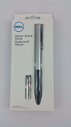 Stylus Pen - Silver/Black for Dell Venue 11 Pro Serie Dell Venue Pro Cell Phone