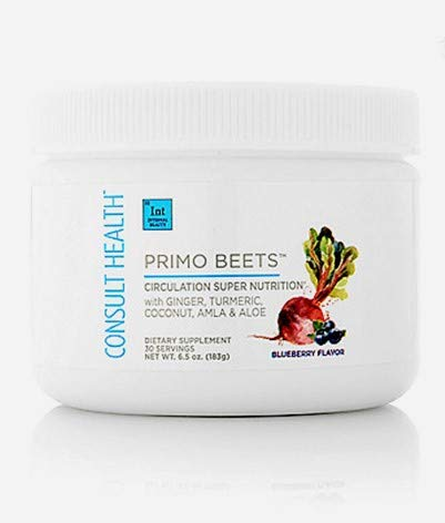 Consult Health Primo Beets Blueberry Flavor 6.5 oz. 30 Servings