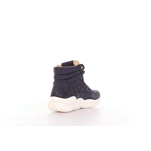 Suede Boot Uomo nylon Heritage Boots H Blu Diadora I8xwFp