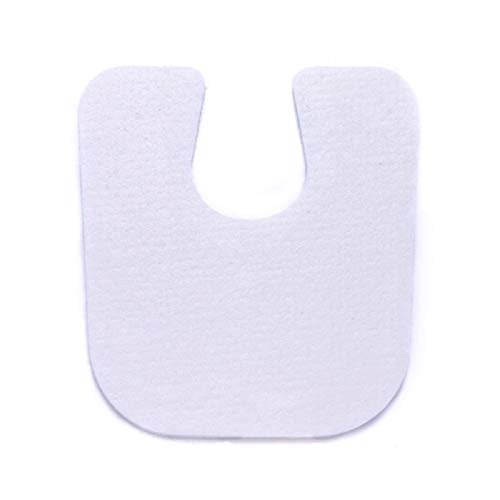 (U-Shaped Foam Callus Foot Pads - 1/8