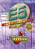 Chartbuster Essential 450 Collection Vol. 5 - 450 MP3G's on SD Card - Chartbuster Essential 450 Collection