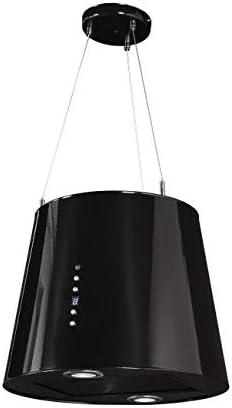 Campana extractora F.BAYER ODY IL40S, 40 cm, color negro, extractor de humos 850 m3/h, eficiencia energética A: Amazon.es: Grandes electrodomésticos