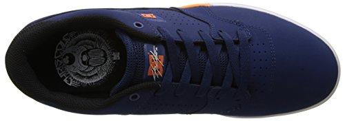 Dc Heren Cole Lite Skate Schoen Blauw / Wit