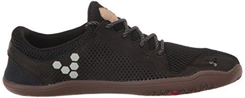VIVOBAREFOOT Women's Primus Trio Everyday Trainer Running Shoe Black GukTaTD