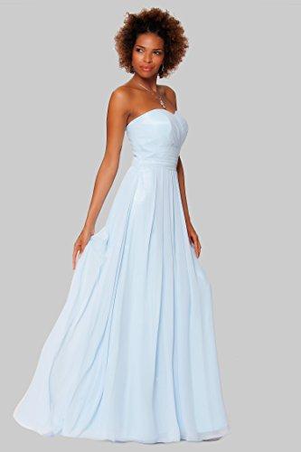 SEXYHER magnifiques pleine longueur bretelles cocktail des demoiselles d'honneur de robe de soir¨¦e formelle - EDJ1567