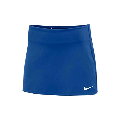 - Nike Women's Court Power Spin Tennis Skirt (Royal, Small)