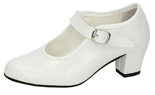 L Beig Zapato Flamenca Carleti BAILE S PASOS DE 15 CREACIONES BWFf7Ix