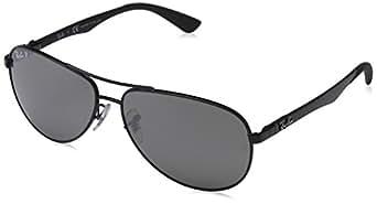 Amazon.com: Ray-Ban Men's 0Rb8313 Aviator Sunglasses: Clothing