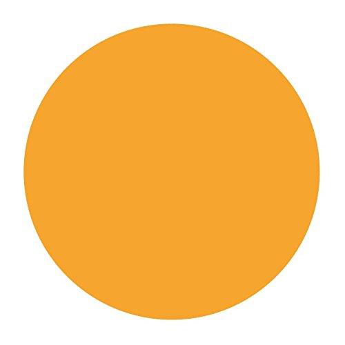 Vinyl 0.25 Label - United Ad Label Vinyl Circle, 1/4