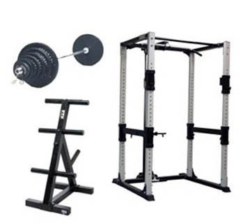Power Cage Gym Set by Weight-Sets