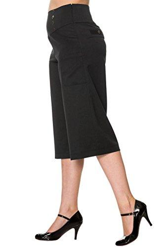Black Banned Pantaloncini Banned Pantaloncini Donna cnI8qWf