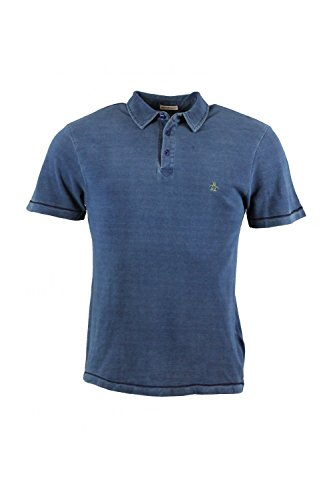 Original Penguin Herren Poloshirt Blau Blau