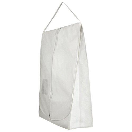 White Wedding Dress Travel Carry