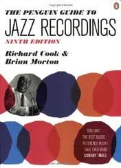 The Penguin Guide to Jazz Recordings 9th (nineth) edition Text (Richard Cook Jazz)