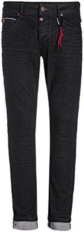 Timezone Scott Super Stretch Slim dżinsy męskie: Odzież