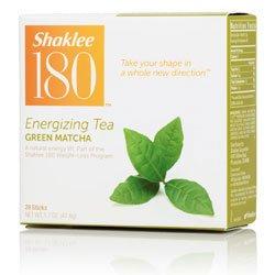Shaklee® 180® Energizing Tea (Green Matcha - 28 Sticks)