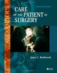 Download Alexander's Care of the Patient in Surgery 14th (fourteenth) edition PDF