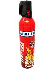 Mini extintor (750ml) STOP FIRE. Extintor para casa, coche, taller, oficina, caravana, jardin, etc. NO es tóxico ni irritante. Fácil de limpiar. No necesita revisiones