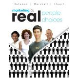 Marketing: Real People,Choices with Brand You, Solomon, marshall, Stuart, 055844282X
