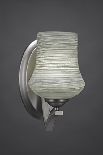 Toltec Lighting 551-GP-682 Zilo Wall Sconce with 5.5